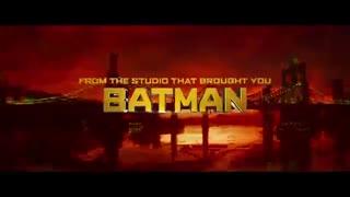 تیزر تریلر انیمیشن The Lego Batman 2017