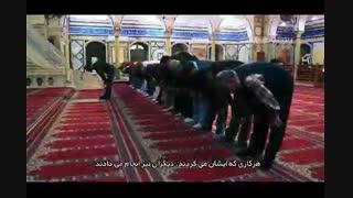 قانون و نظم اسلامی در مهد بی قانونی...!!!