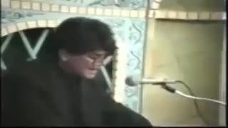 تلاوت قرآن توسط استاد محمد رضا شجریان استاد آواز ایران