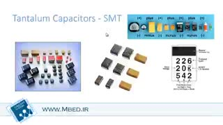آشنایی با قطعات SMD
