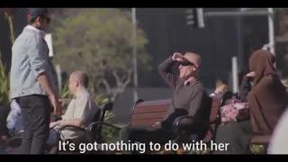 عکس العمل مردم استرالیا به حجاب