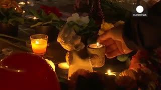 انفجارهای اخیر بروکسل و همخوانی مردم با ترانه heal the world مایکل جکسون