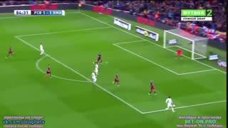 رئال مادرید 2 - 1 بارسلونا  +تحلیل بازی