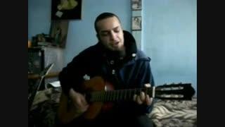 متین دو  حنجره اجرای زنده طناب دار