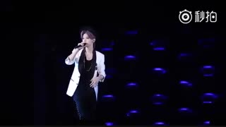 LuHan-Reloaded Concert in Beijing ( Our tomorrow ) song