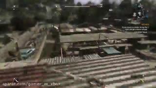 گیم پلی دوستم از بازی Dying Light با بهترین سلاح ها