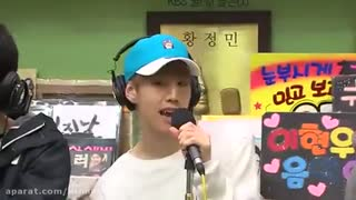 Kiss the radio .. got7