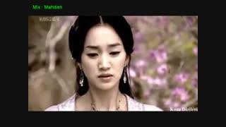 میکس بسیار زیبا و غمگین امپراطور دریا یوم جانگ نازنینم با آهنگ مرتضی پاشایی(خداحافظی) (تقدیمی تولد الهه جانم )