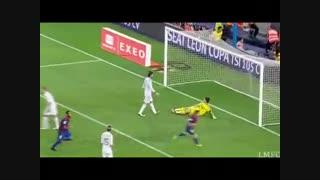 21 گل  لیونل مسی  در مقابل رئال مادرید