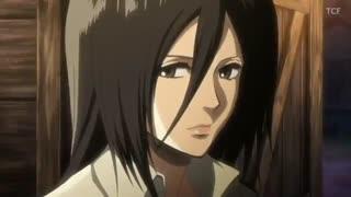 عاشقانه : ارن و آنی / لیوای و میکاسا - حمله به تایتان - Shingeki no Kyojin / Attack on Titan
