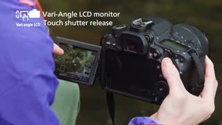 اولین نگاه به دوربین دیجیتال Canon EOS 80D
