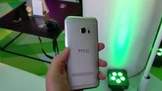 بررسی کوتاه HTC M10  | مگ تک