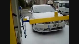 کارواش اتوماتیک, کارواش مدرن, شستشوی اتوماتیک خودرو بدون برس