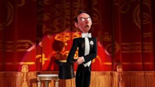 انیمیشن کوتاه Presto