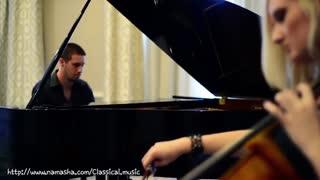 اهنگ( say something (a great big world با ویلن سل و پیانو.