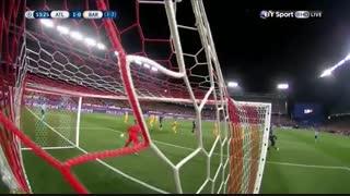 اتلتیکو 2 - 0 بارسلونا +تحلیل بازی