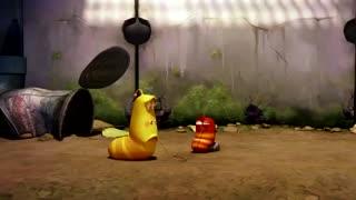 کارتون انیمیشنی لاروا - فصل اول قسمت 31