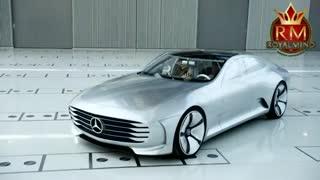 تکنولوژی - خودروی آینده بنز IAA