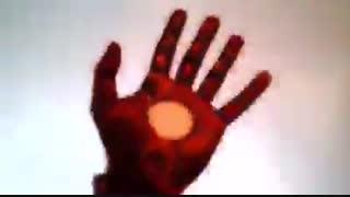 نقاشی سه بعدی روی دست .واقعا جالبه حتما ببینید.