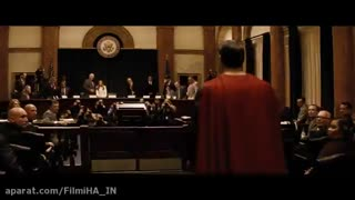 تریلر فیلم بتمن علیه سوپرمن 2016 ( Batman vs superman )