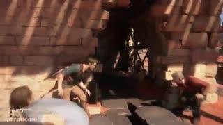 تریلر Uncharted 4 با توضیح امکانات بازی