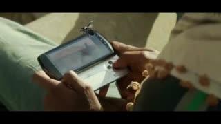 تریلر رسمی فیلم سینمایی نگاه آسمانی