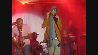 اجرای آهنگ زیبای دل من دل تو توسط مرتضی در کنسرت رشت(هدیه تولد ترنم عزیزم)(توضیحات مهم)(تقدیمی)