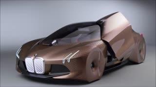 ویدیو فوق العاده خودروی مفهومی  جدید BMW - مگ تک