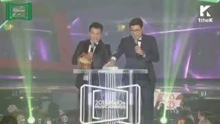 Yoona in Melon Music Award