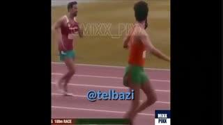نتیجه رقابت دربرابر داعش در مسابقات المپیک!خخخخخ