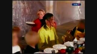 Michael Jackson home movie (part8 )مستند فیلمهای شخصی مایکل جکسون