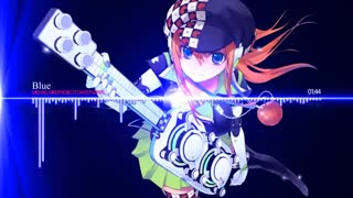 Nightcore - Blue