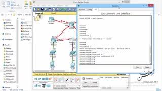 آموزش مسیریابی سیسکو CCNP Routing - قسمت سوم