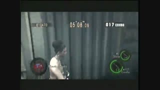 Resident Evil 5 Gold Edition - Excella Gionne in Mercenaries