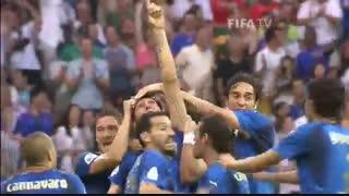 فوستالژی :ایتالیا 6 - 4 فرانسه(فینال جام جهانی 2006)