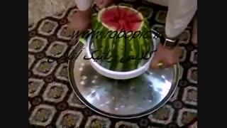 قاچر هندوانه