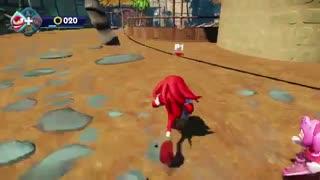 باگ های بازی Sonic Boom: Rise of Lyric