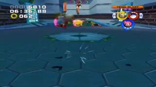 باگ های بازی Sonic Heroes