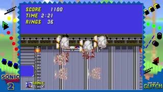باگ های بازی Sonic the Hedgehog 2