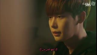 lee jong suk   kiss   park shin hye   (pinokio)