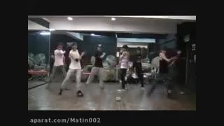 مقایسه ى رقص پسراى کره اى و ایرانى