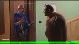 جوگیری مهران غفوریان و سید جواد رضویان (ته خنده)