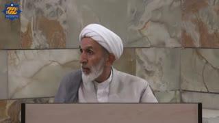 جلسه پنجاه و چهارم درس جهاد و دفاع استاد طائب