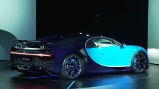 غول درنده : کایرون -Bugatti Chiron