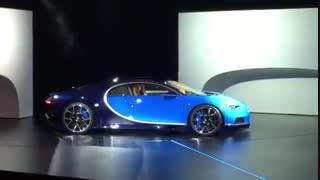 خدای جاده ها :  کایرون -Bugatti Chiron