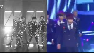 (GOT7 x BTS - This Love (Shinhwa cover  بنظرتون کدوم گروه this love رو بهتر اجرا کردن؟کامنت پلیز...