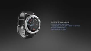 ساعت هوشمند گارمین Quatix 3