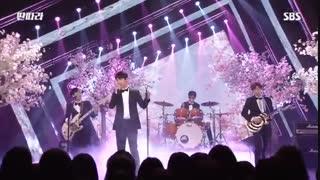 اجرای دبیوت گروه تانتارای سریال Entertainer