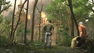 راهنمای بازی Uncharted 3 Drakes Deception پارت 5