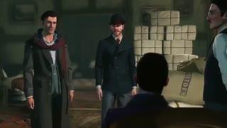 11 دقیقه از گیمپلی بازی Sherlock Holmes: The Devil's Daughter | گیم شات